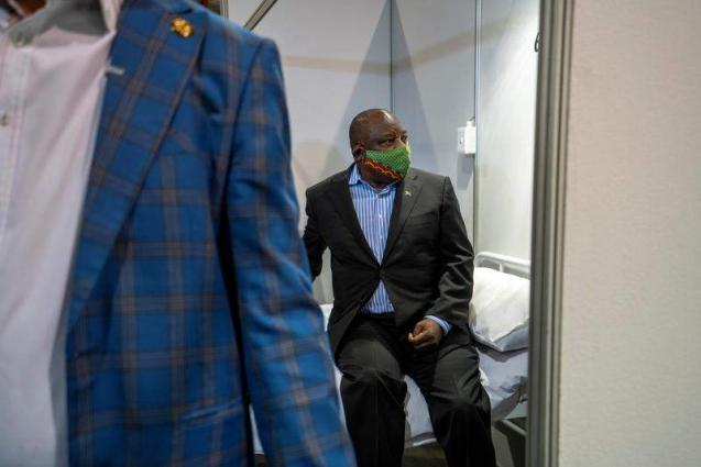 Corruption hit S.Africa's pandemic fightback, says watchdog