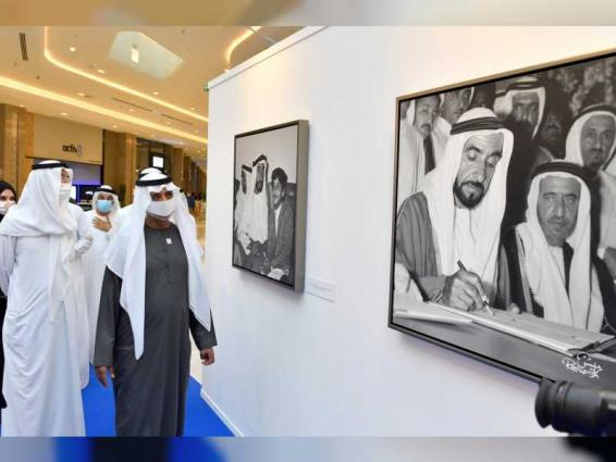 Nahyan bin Mubarak opens 14th edition of Art Dubai