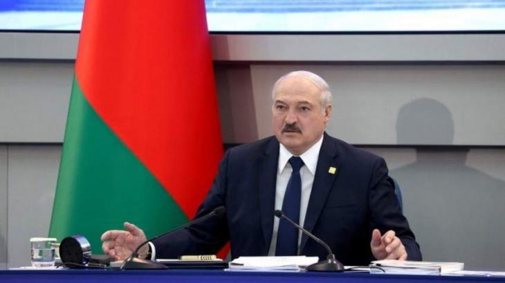 Lukashenko Says Belarus' Decision to Amend Constitution Is Not Result of Russian Pressure