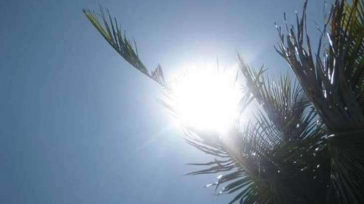Hot & dry weather forecast for Balochistan