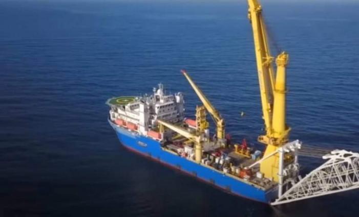 Pipelayer Akademik Cherskiy Heads to Denmark to Prepare for Nord Stream 2 Works - Operator