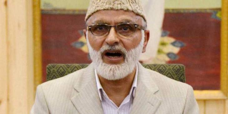 Aug 5, 2019 decision widened trust deficit between India, Kashmir: NC Ali Muhammad Sagar