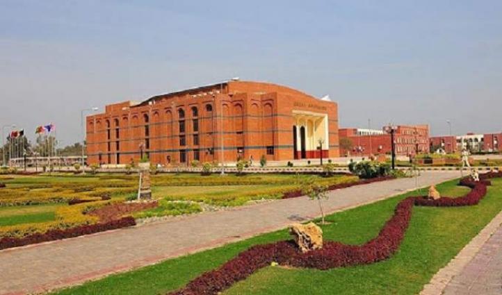 Bahuddin Zakariya University puts ban on Jamshed Dasti for appearing in examination