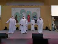 SHD 15th day highlights Emirati and Egyptian folklore