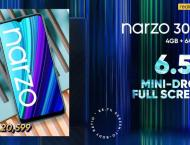 realme Narzo 30A comes as a budget-friendly gaming phone with Med ..