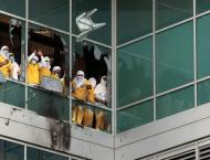 Inmates Bust Windows, Set Fires as Missouri Jail Riot Repeats - R ..