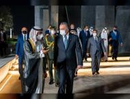 Iraqi Prime Minister visits Wahat Al Karama