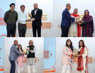 City's Iconic Organizations celebrated at K-Electric's KHI Aw ..