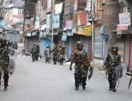 Indian troops launch massive CASOs in IIOJK