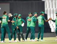 Babar hails Pakistan's series win in South Africa