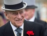 Britain's Prince Philip dies at the age of 99