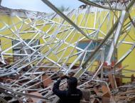 Six killed after quake rocks Indonesia's Java island
