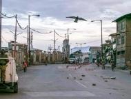 Indefinite night curfew imposed in IIOJK amid COVID-19