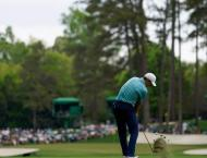 Rose clings to Masters lead as Spieth, Thomas give chase
