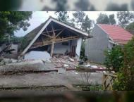 5.5 magnitude aftershock jolts Indonesia's Java Province on  ..
