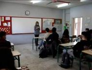 Greek high schools reopen after five months of closure