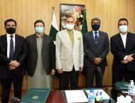 NUST inks MoU with Ministry of Railways