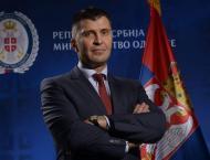 Serbian Post Chief Djordjevic Says Receives Commemorative Medal F ..
