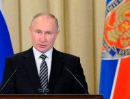Putin gets second dose of coronavirus vaccine