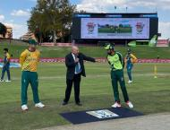 Pakistan bowl in third T20 international against South Africa