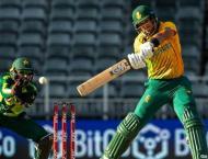 Cricket: South Africa v Pakistan 3rd T20 scoreboard