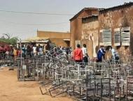Niger mourns death of 20 children in school blaze