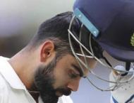 Kohli reprimanded for IPL temper tantrum