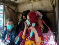 India daily virus cases double to 200,000 in 10 days