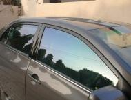 City traffic police issue 1883 challans over tinted windows