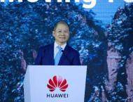 Huawei presented Business performance 2020 by Optimizing portfoli ..