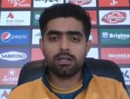 Babar Azam says team is ready for same momentum in today's T20I ..