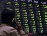 Pakistan Stock Exchange gains 75 points to close at 45,305 points ..