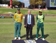 Faheem sparks South Africa collapse in final T20