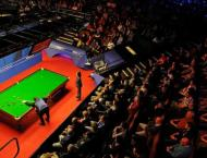 Fans return to British sport as snooker's World Championship star ..