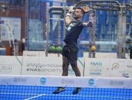 Ibrahim, Ahli move into quarterfinals of NAS Padel Championship a ..