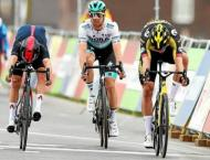 Van Aert wins 55th edition of Amstel Gold Race in photo-finish