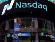 US stocks retreat from records to open heavy earnings week