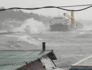 Vessel Runs Aground in Philippines, 20 Crew Members Missing - Coa ..