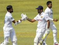 Cricket: Sri Lanka v Bangladesh 1st Test scoreboard