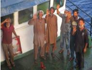Pakistan Navy Bold Operations At Sea To Rescue Stranded Pakistani ..