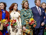 Virus gaffes dent Dutch king popularity: study