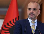 Albania PM claims 'sweetest' election victory