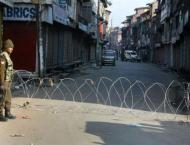 IIOJK authorities impose fresh restrictions in Srinagar