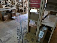One foot in Canada, one in the US: border parcel business thrives ..