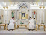 Mansour bin Zayed, Saudi Minister of Sports review fostering bila ..