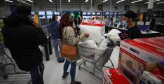 US retail sales jump 9.8% in March: govt