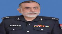 وفاة رئیس الشرطة فی اقلیم خیبربختونخوا السابق ناصر دراني ..