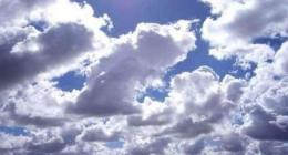 Partly cloudy weather likely with chances of rain at few  places