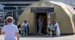 """روسيا تسجل 346 وفاة و8589 إصابة جديدة بـ""""كورونا"""""""