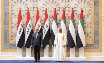 رئيس وزراء العراق يصل البلاد ومحمد بن ..